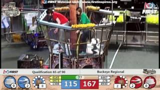 Qual 65 - 2017 Buckeye Regional