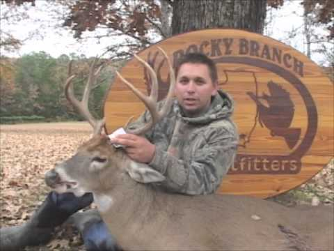 Deer Didn't Know, hunting was unbelieveable - Rocky Branch Outfitters Southern Illinois