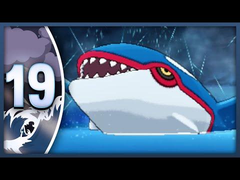 Pokemon Omega Ruby & Alpha Sapphire - Part 19 - Sea Cavern & Kyogre Awakens!