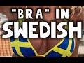 Useful Swedish Words That You Should Know