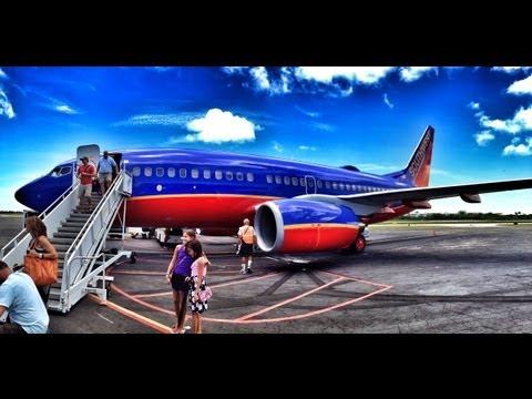 Landing in Key West, FL on a Boeing 737-700 (TPA to EYW)