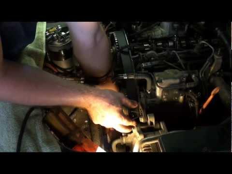 Part-2 VW Jetta tdi timing belt replacement, 1.9 Turbo diesel