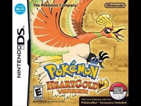 Pokemon Heartgold Playthrough 03 Arceus event