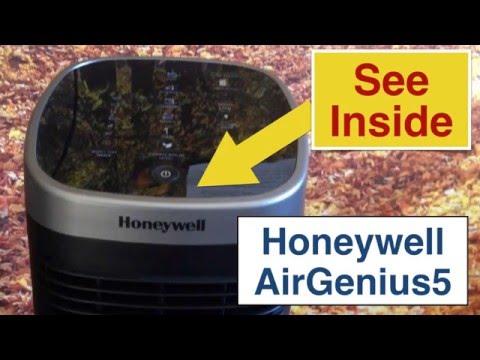Honeywell Airgenius 5