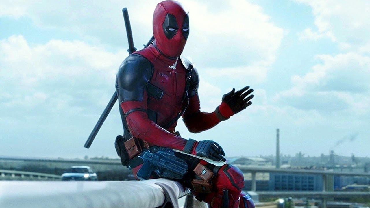 "Deadpool ""Maximum Effort"" Highway Scene - Deadpool (2016) Movie CLIP HD"