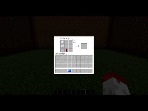 Minecraft Banners: How to make the American Flag