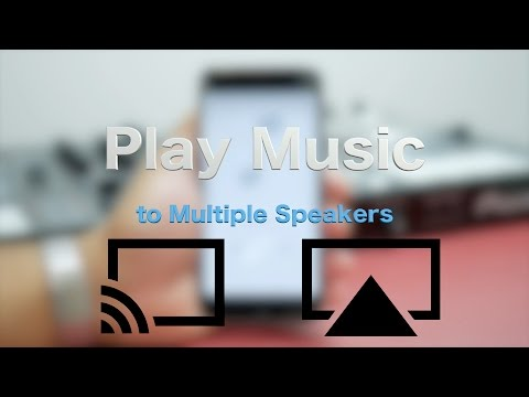 Play Music to Multiple Speakers (Promo) - Airplay Like A Boss
