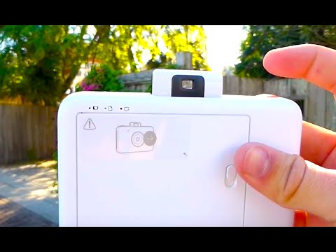 Review:Polaroid Snap Instant Digital Camera!