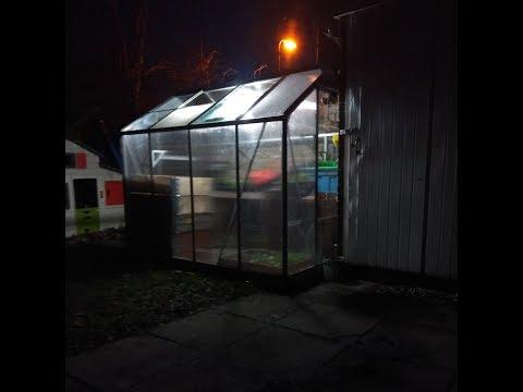 Greenhouse Update 26/04/18