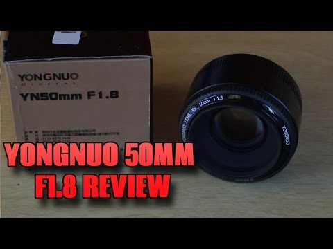 YongNuo 50mm f1.8 Review - The Best Bokeh for the Money