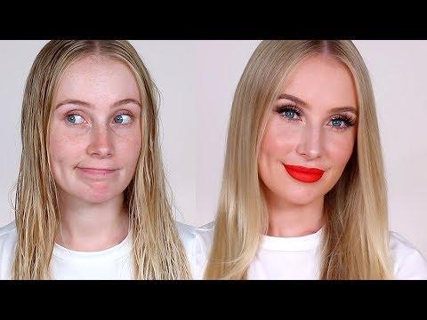 CHATTY GRWM / Have I Had A Boob Job + Nose Job?! | Lauren Curtis