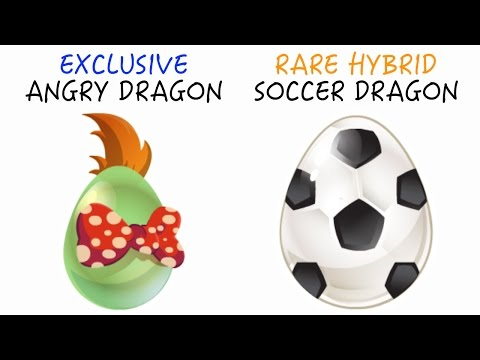 Dragon City Level 86 Gameplay (Got EXCLUSIVE ANGRY DRAGON EGG and Soccer Egg)