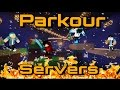 TOP 5 MCPE PARKOUR SERVERS (Old)