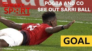 Chelsea 0-2 Man Utd  | Sorry Ball for Sarri | Ole Is At The Wheel | FA CUP 5th Round
