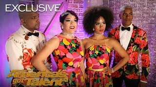 Salsa Dancers Reyes Del Swing Live Out Their American Dream - America