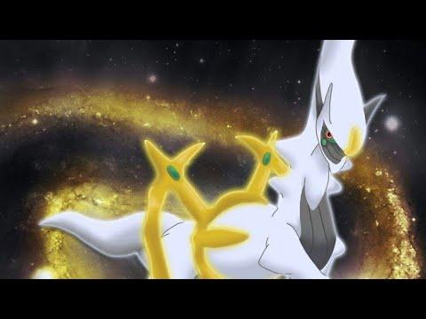 Top 5 Legendary Pokemon that can beat Arceus