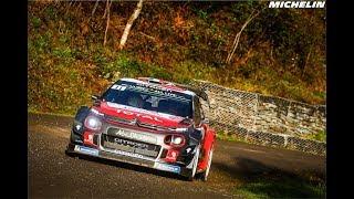 Shakedown - 2018 WRC Tour de Corse - Michelin Motorsport