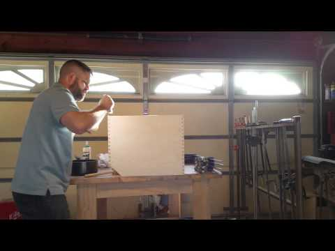 How to Build a Telescope: The Mirror Box Part 5 of 7