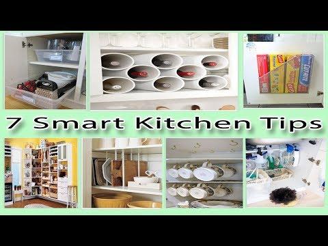 7 Smart Kitchen Tips
