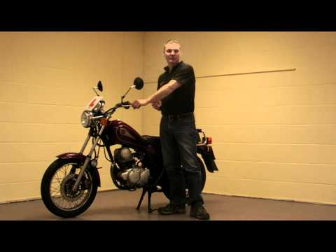 Learn to Ride a motorcycle (Video 1) - The Basic Motorcycle Controls
