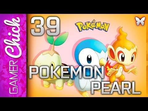 ❤ Pokemon Pearl - Walkthrough [Part 39 Palkia!] w/ Lori