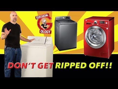 How To Buy a Used Washing Machine (AND NOT GET RIPPED OFF!)