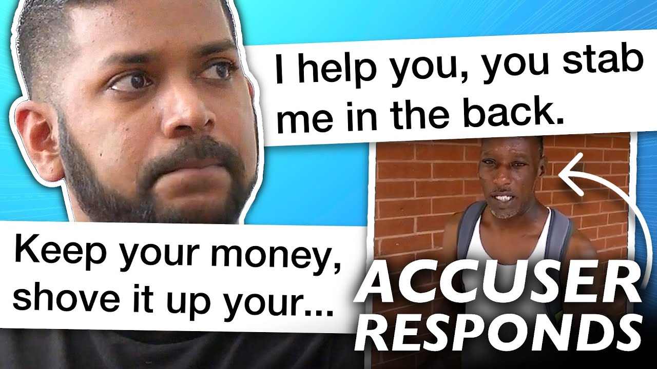 YouTuber's Life RUINED After Helping Homeless Man: Magic of Rahat Exposes Everything