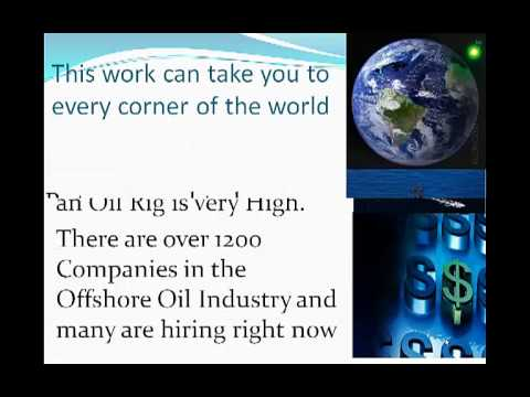 Oil and Gas - No experience required