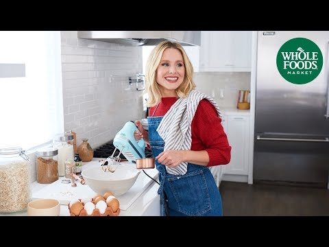 Holiday Entertaining Tips from Kristen Bell l Whole Foods Market
