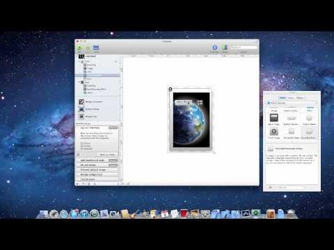 How to make a Mac widget in Dashcode: Beginners
