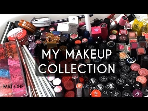 My MakeUp Collection Part 1 - What's In My Drawers | Shonagh Scott | ShowMe MakeUp