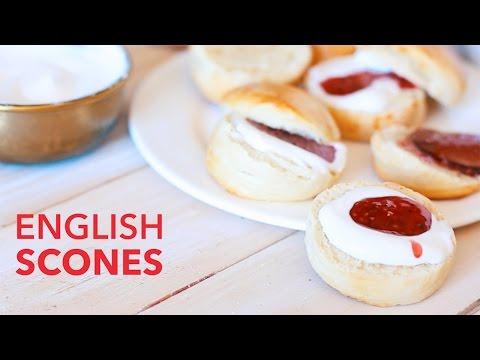 English Scones [BA Recipes]