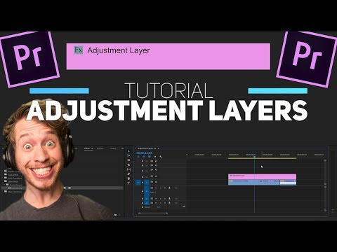 Adjustment Layers In Premiere Pro - How To Add Adjustment Layers In Premiere Pro
