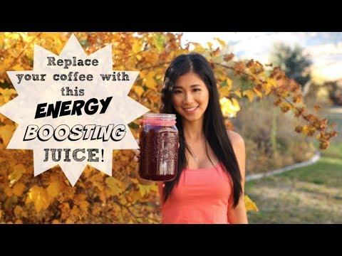 Energy Boosting Juice