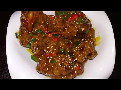 Sticky Mango Chicken