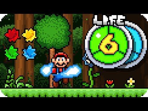 Super Mario Galaxy Spin and HUD!   Super Mario Bros. X 1.4.4 (SMBX 1.4.4) - Custom Script