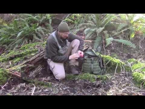 Survival Fire in a Rainforest Part 1 - Epic Fail First Attempt