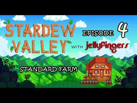 This mining lark is a doddle! Standard farm Yr 1. Stardew Valley.