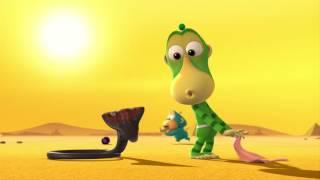 Download Обезьянки из космоса - Змея (49 серия)   Смешной мультик Video