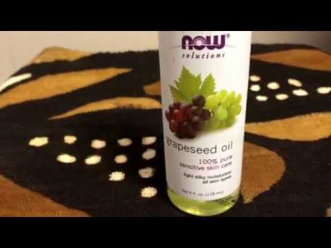 The Truth About 100% Pure Grapeseed Oil & Benefits: