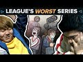 Oscar Night: The Worst Series In League History