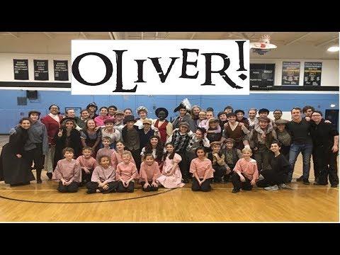 Oliver The Musical | Vlog