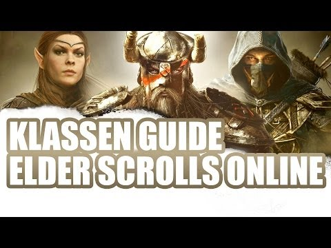 The Elder Scrolls Online Klassen Tutorial - Welche Rasse wählen?