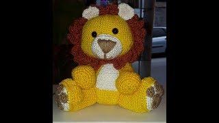 Tigre Bola Amigurumi - Crochetando com Cláudia Stolf - YouTube ... | 180x320