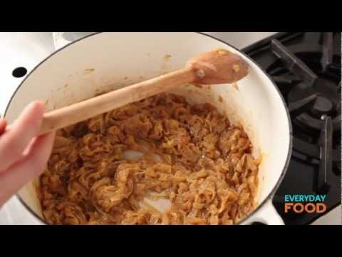 Caramelized Onions | Everyday Food with Sarah Carey