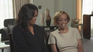 Michelle Obama's mom moved to D.C. because she was worried about her grandkids