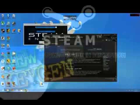 Steam key generator 2013 HD all games