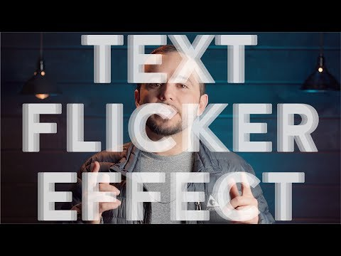 How to Make Text Flicker in Final Cut Pro