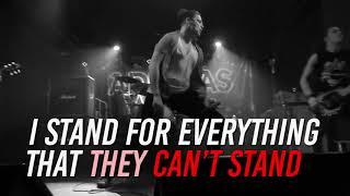Notorious (Explicit) Official Lyric Video - Adelitas Way