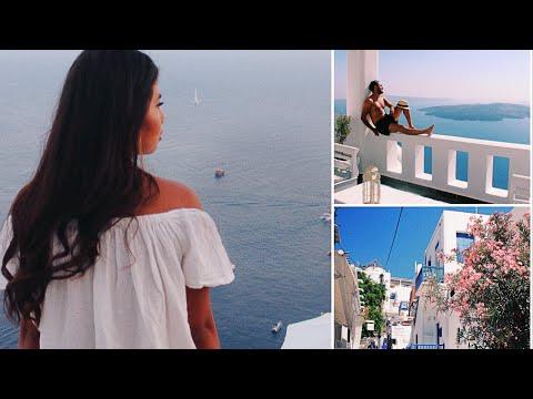 CYCLADES ISLANDS, GREECE | Summer 2016